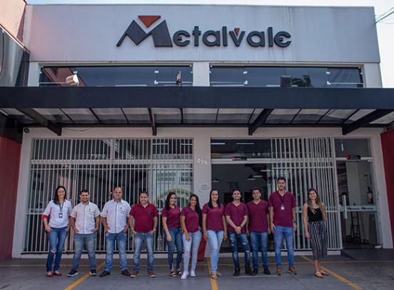 Conheça o Grupo Metalvale: desenvolvedora de peças para metais